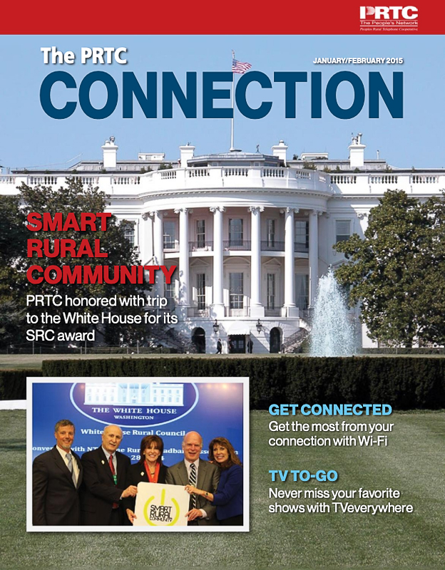 PRTC Connection Newsletter January/February 2015