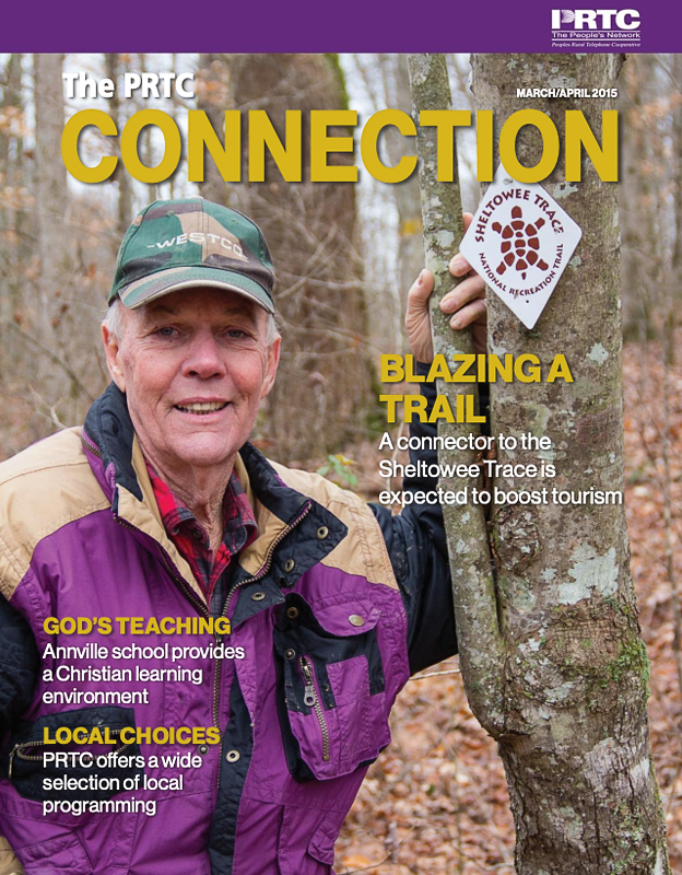 PRTC Connection Newsletter March/April 2015