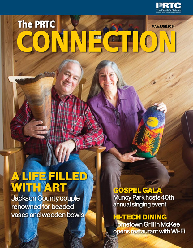 PRTC Connection Newsletter May/June 2014