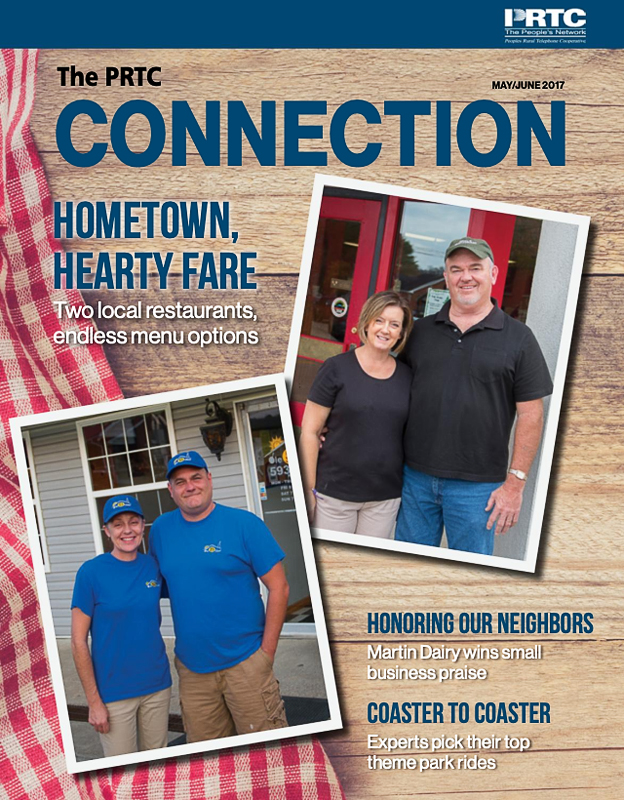 PRTC Connection Newsletter May/June 2017