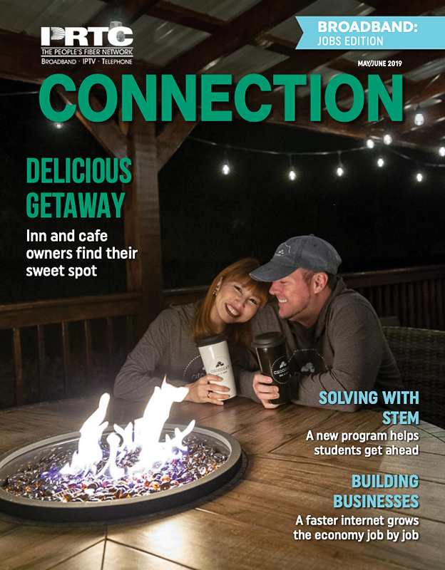 PRTC Connection Newsletter May/June 2019