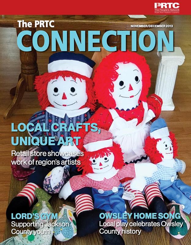 PRTC Connection Newsletter November/December 2013