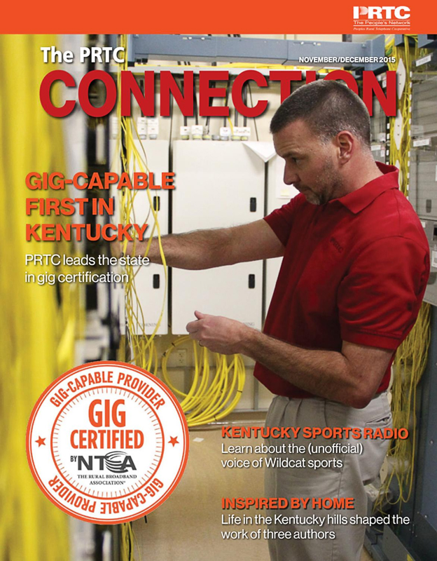 PRTC Connection Newsletter November/December 2015