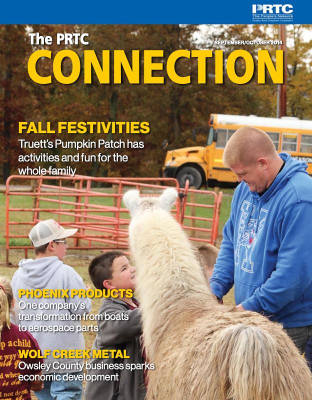PRTC Connection Newsletter September/October 2014