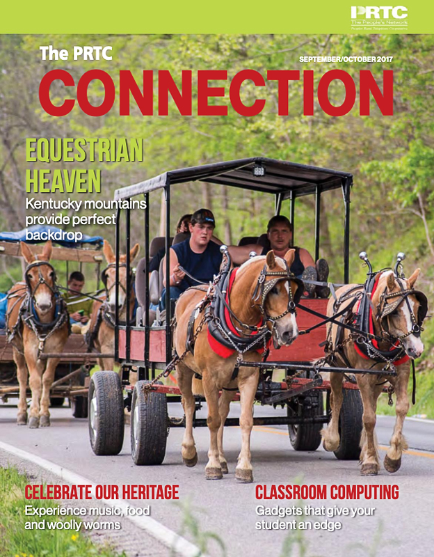 PRTC Connection Newsletter September/October 2017